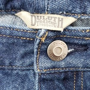 Women's Duluth Trading Carpenter Jeans Size 16x33